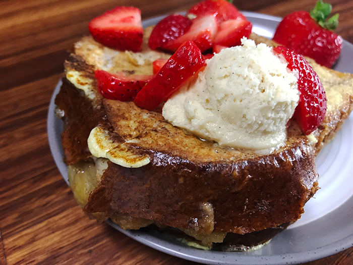 Treat yourself by making breakfast dessert with Chef Shamy's sweet compound butters.