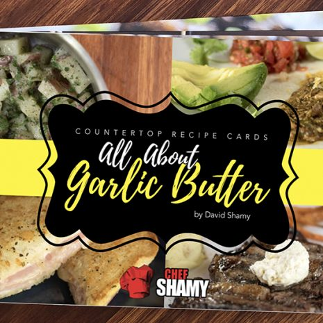 Garlic Butter Recipe Cookbook