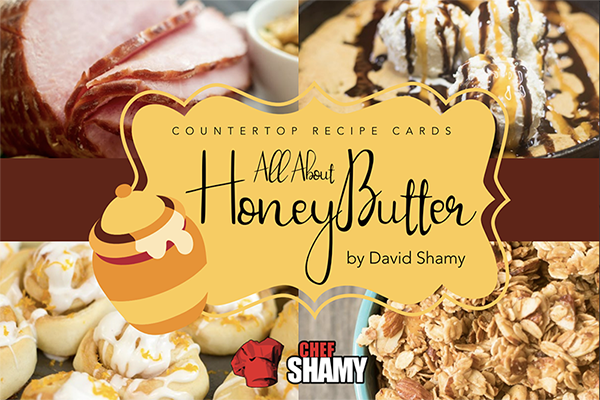 All About Honey Butter Cookbook