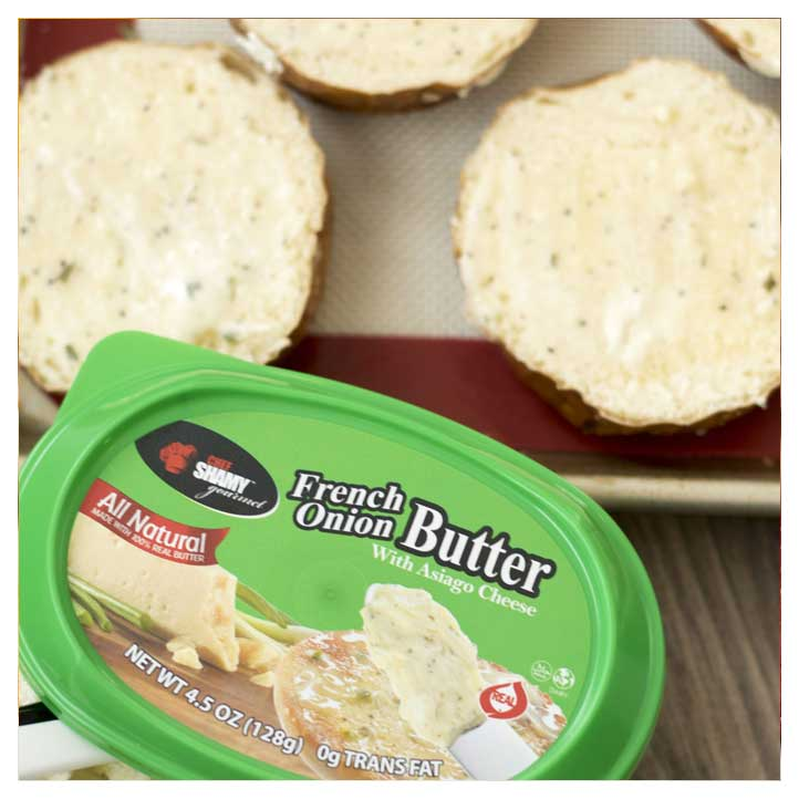 french onion butter