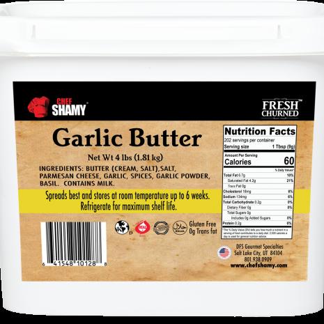 1 Gal Garlic Butter