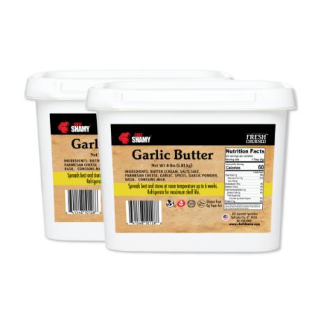 2pk - Garlic(gallon)