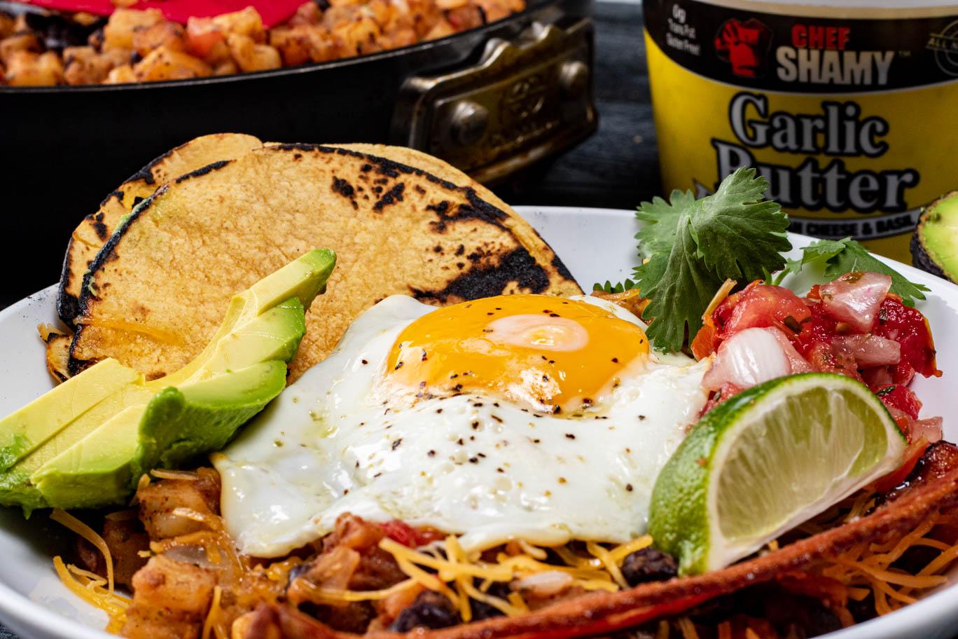 Huevos Rancheros Breakfast Bowls